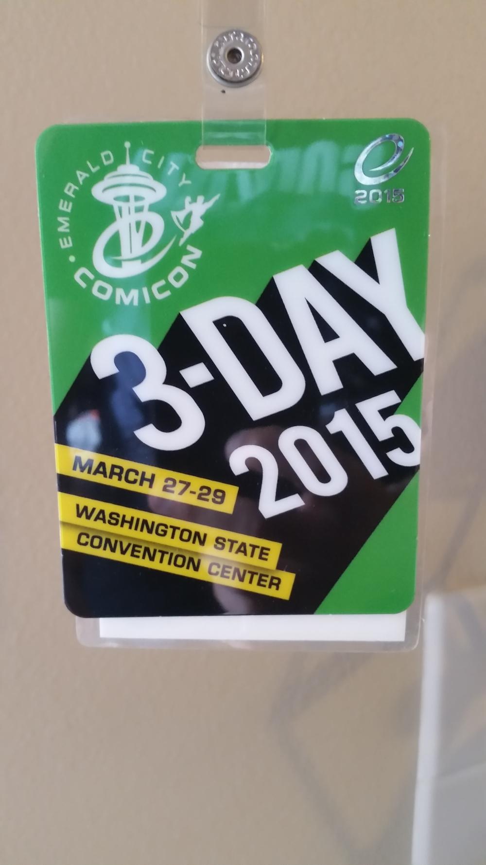 Emerald City Comicon Starts Today