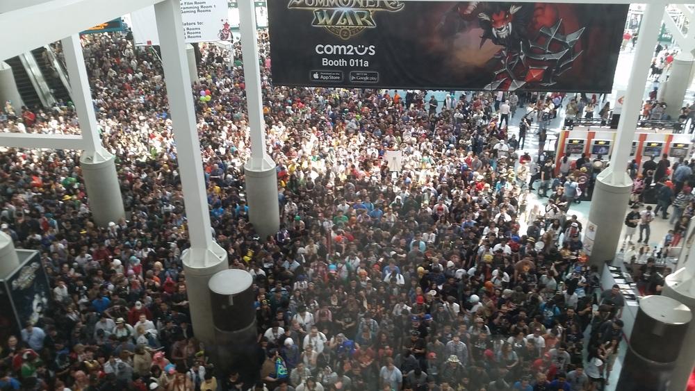 Anime Expo 2015 (Day 1)