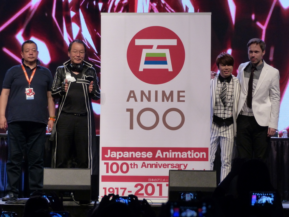 100th Anniversary of Japanese Animation