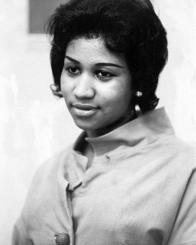 RIP Queen 🙏🏾 #queenofsoul #areathafranklin