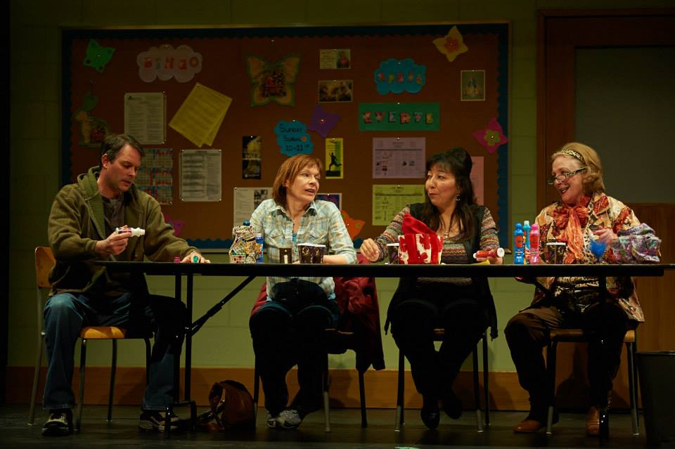 GOOD PEOPLE, by David Lindsay-Abaire, Royal Manitoba Theatre Centre