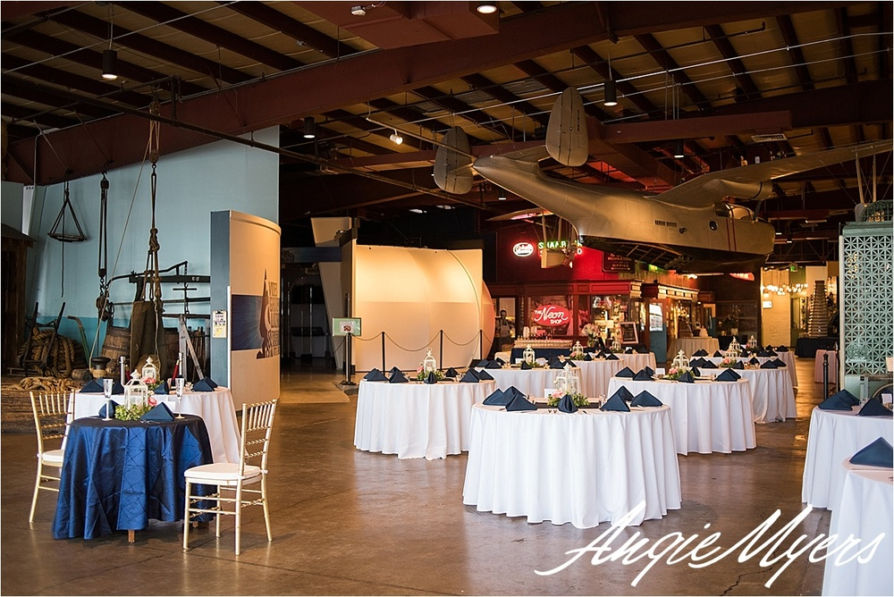 Baltimore Museum of Industry Wedding Jen & Cody