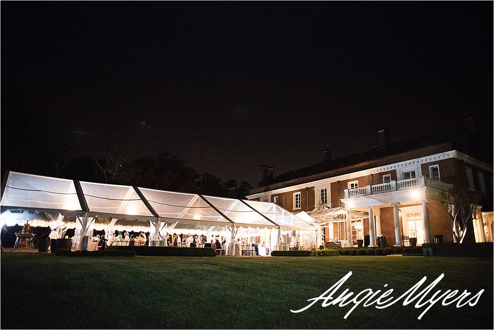 Oxon Hill Manor Wedding Annie & Alex Gurzau