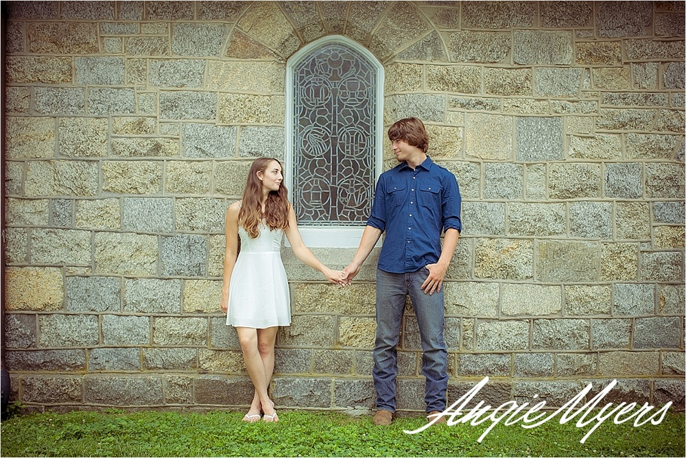 Oxford Maryland Engagement