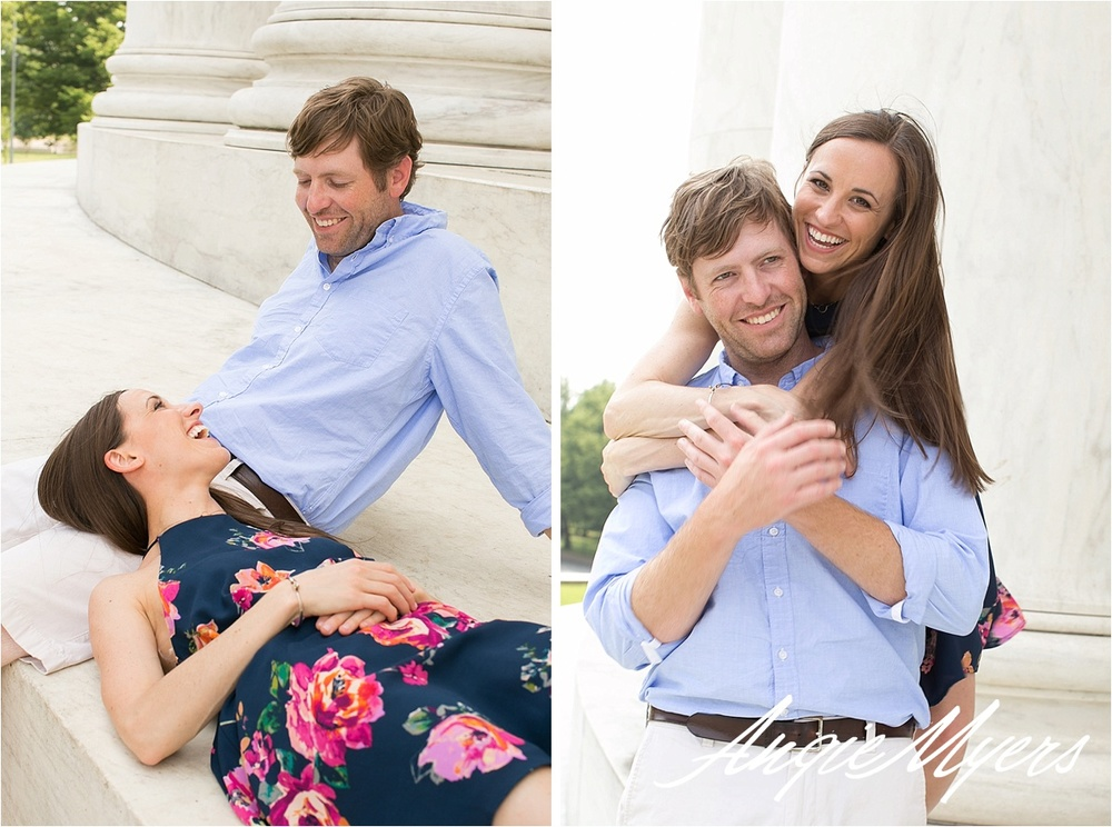 DC Engagement Stephanie & Eric