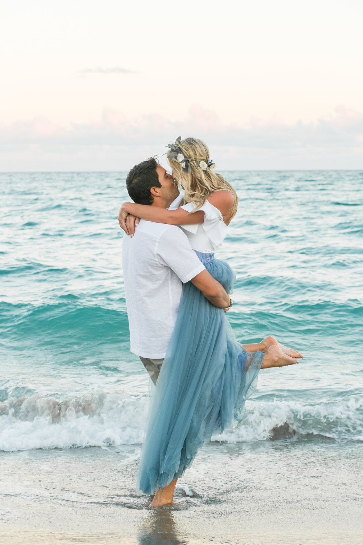 Boca Raton engagement