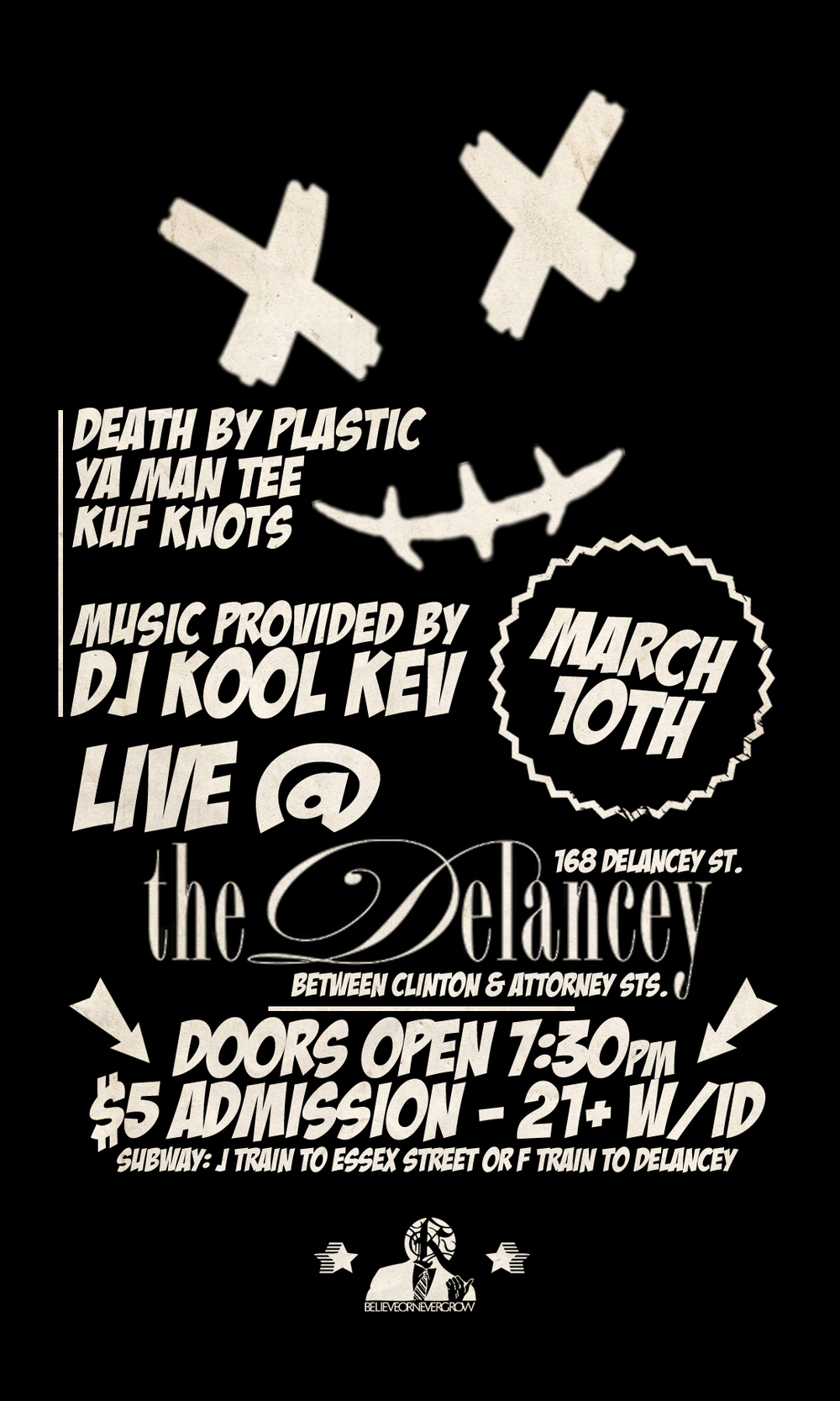 Kon Boogie LIVE with DBP @ The Delancy