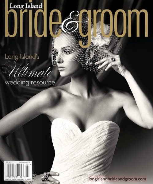 Long Island Bride and Groom Magazine, February 2012