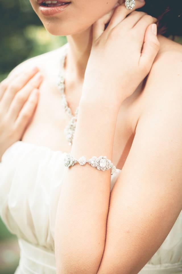 Acanthus Bracelet + Necklace