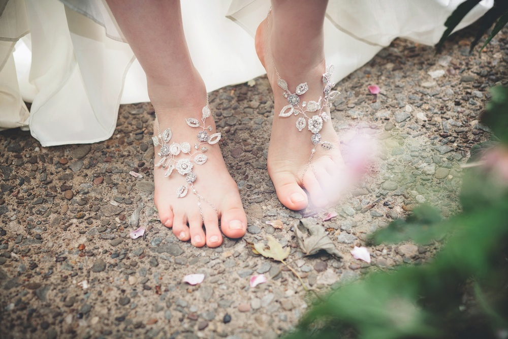 Theia Barefoot Sandals