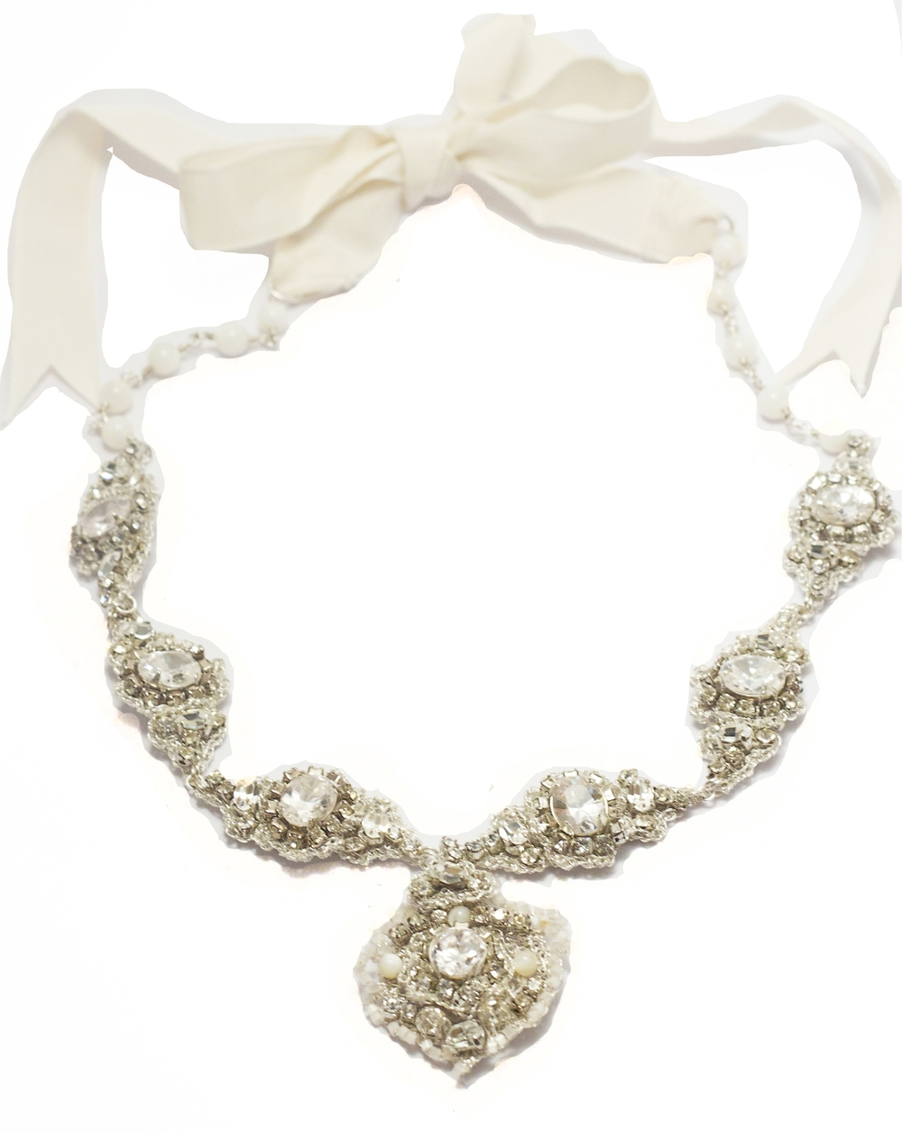 Acanthus Halo-necklace