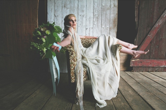 Boho, Bohemian Woodsy Bridal Styled Shoot in Vermont