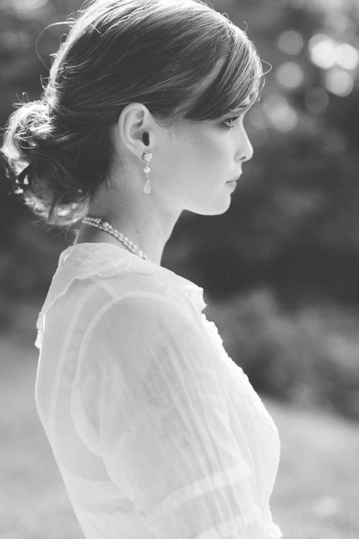 Fleurette Earrings & Mirabelle Necklace