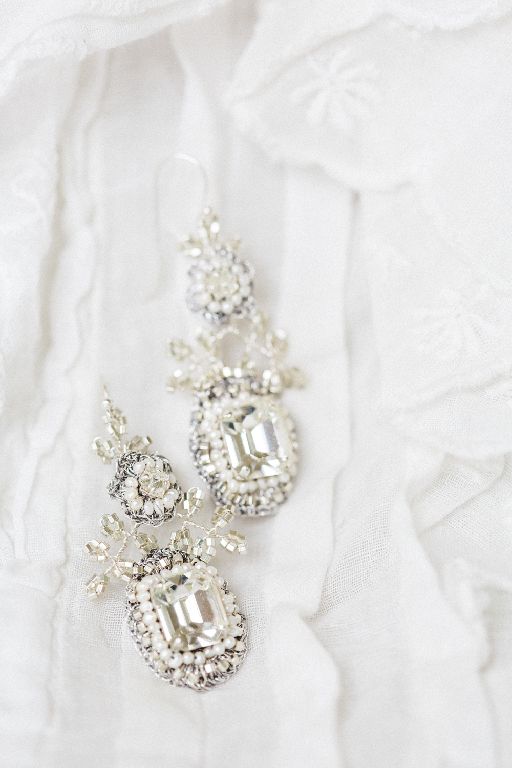 E16VIC Victorine Earrings