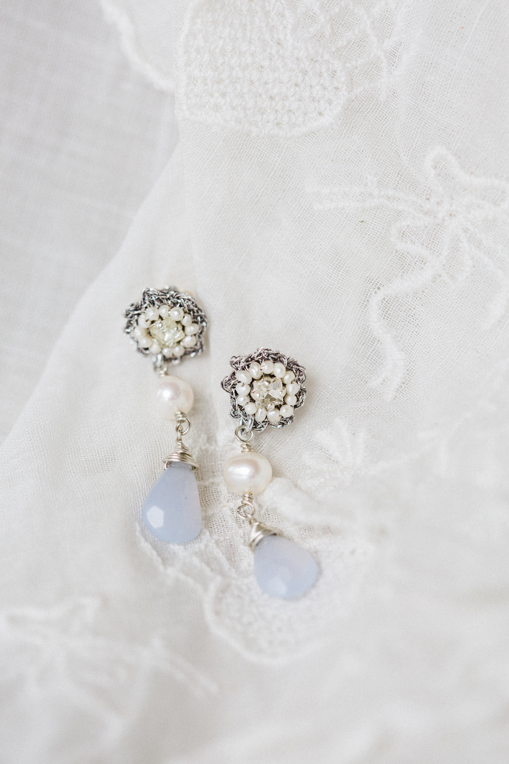 E16FLE Fleurette Earrings
