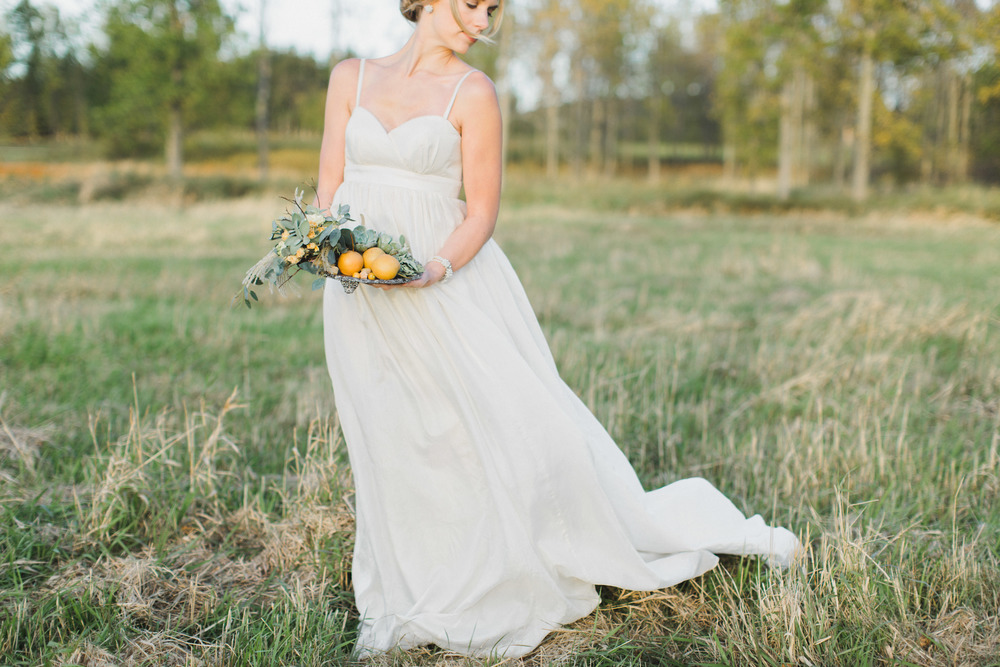 rustic vermont harvest wedding ideas