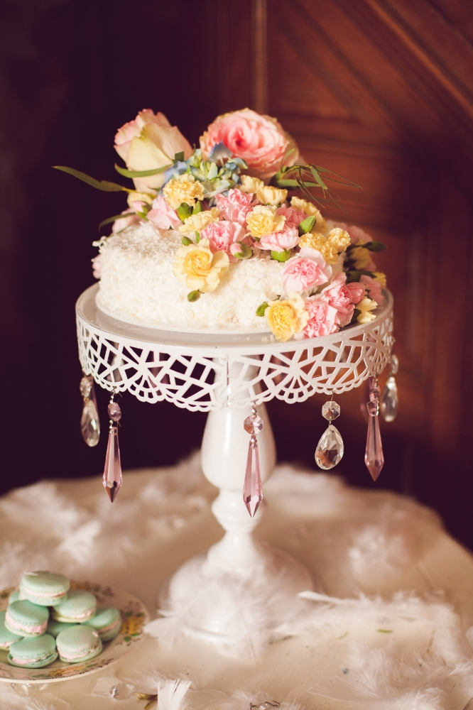 Vintage-Inspired Bridal Accessories | Marie Antoinette Bridal Inspiration
