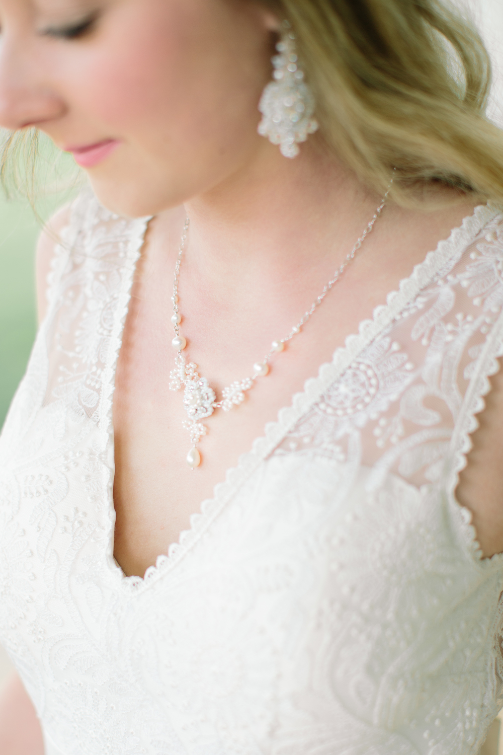 New England Bridal Jewelry Designer | Apple Blossom Wedding Inspiration