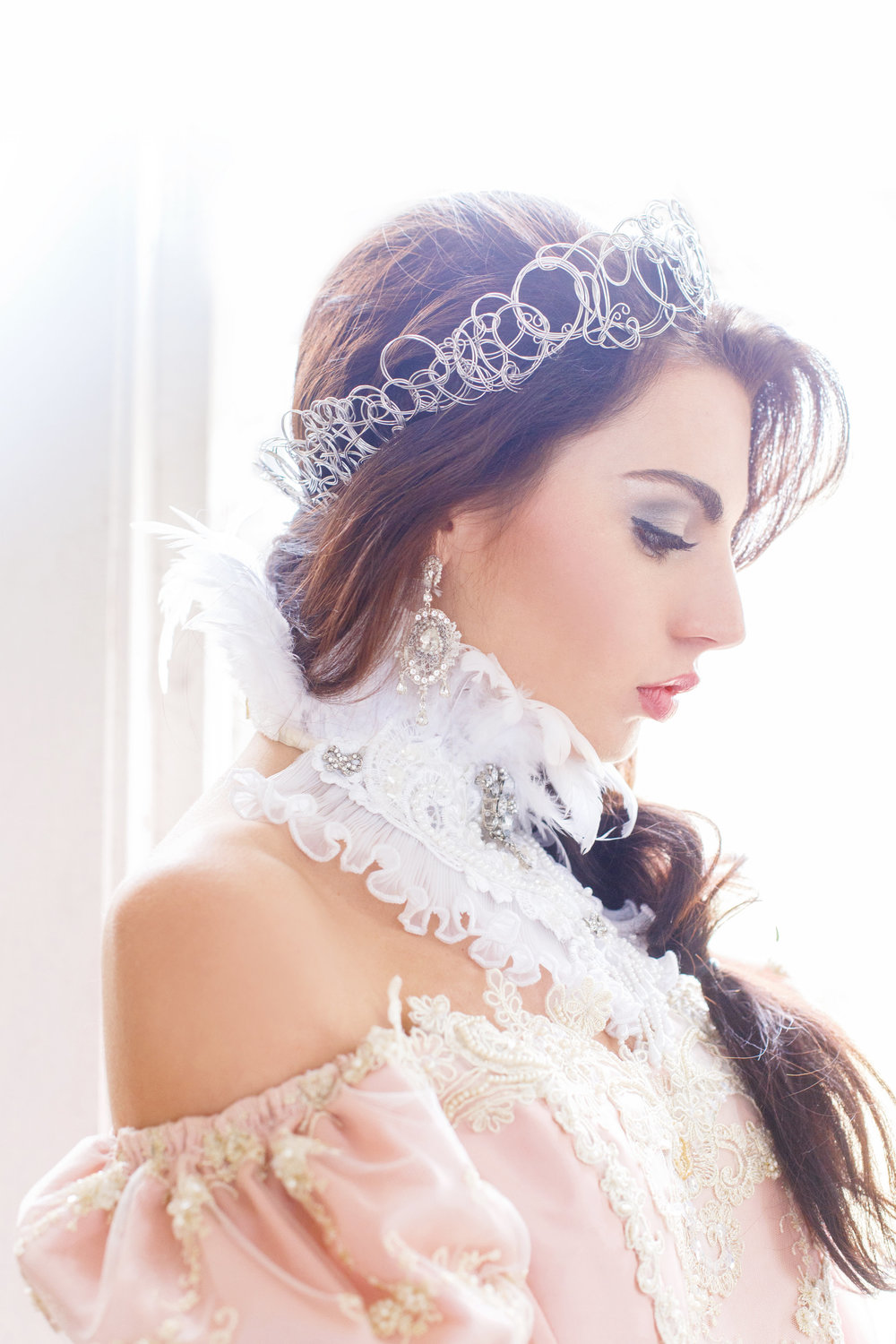 Russian Czarina Bridal Fashion Inspiration | Edera Jewelry Blog