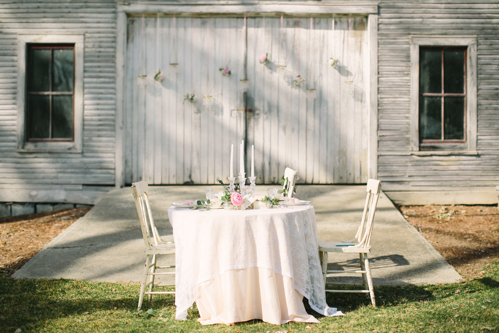 Vintage Tea Party Wedding Inspiration | Edera Jewelry Blog