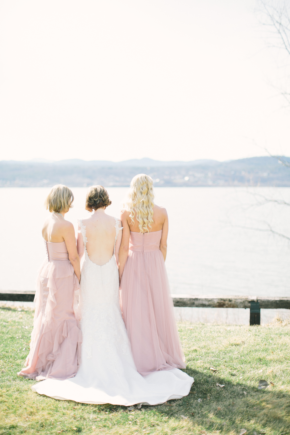 Blush Pink Wedding Inspiration | Vermont Wedding Inspiration