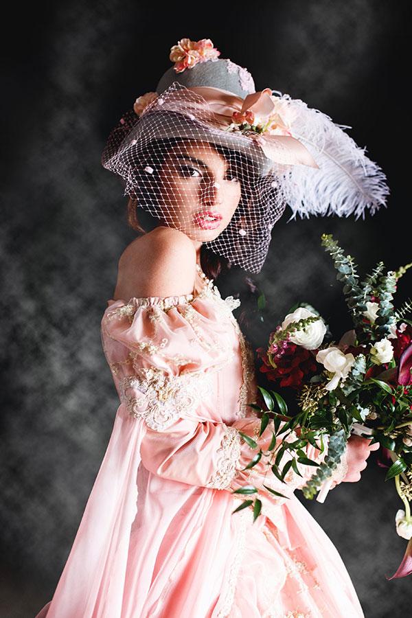 Old Russia Bridal Fashion Inspiration | Edera Jewelry Blog