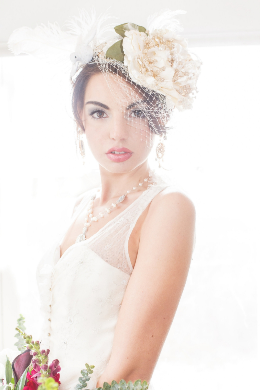 Edera Jewelry Blog | Vintage-Inspired Pearl Wedding Jewelry
