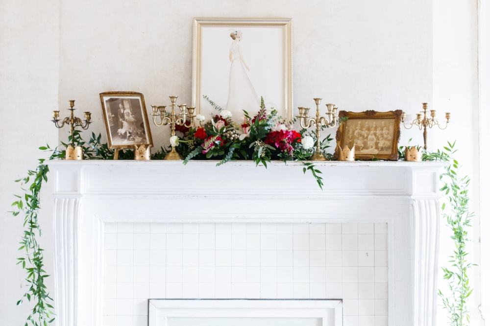 Vintage Russian Wedding Inspiration | Edera Jewelry Blog