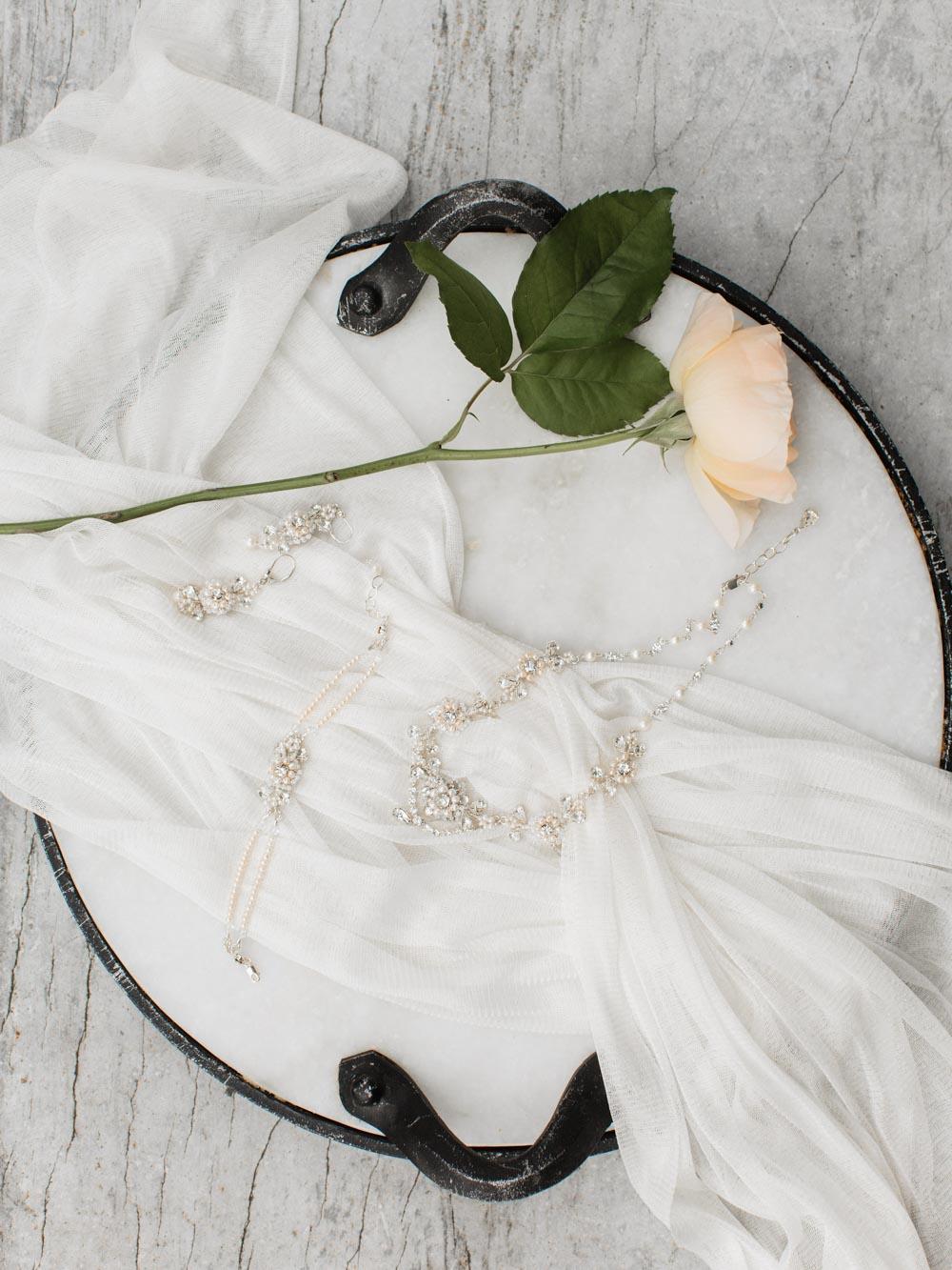 Gardenia Necklace