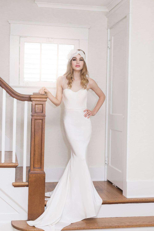 Kata Banko Couture Gown