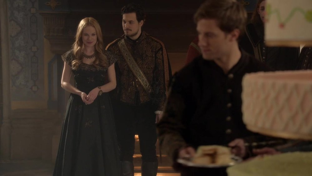 As Seen on Reign