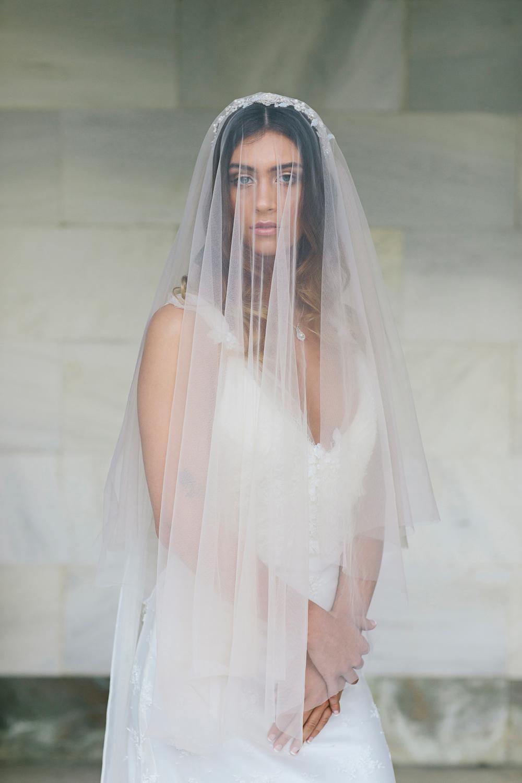 Verona Juliet Cap Veil