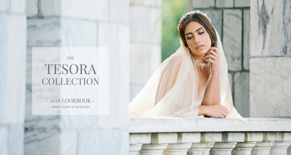 Edera Tesora 2018 Collection Look Book
