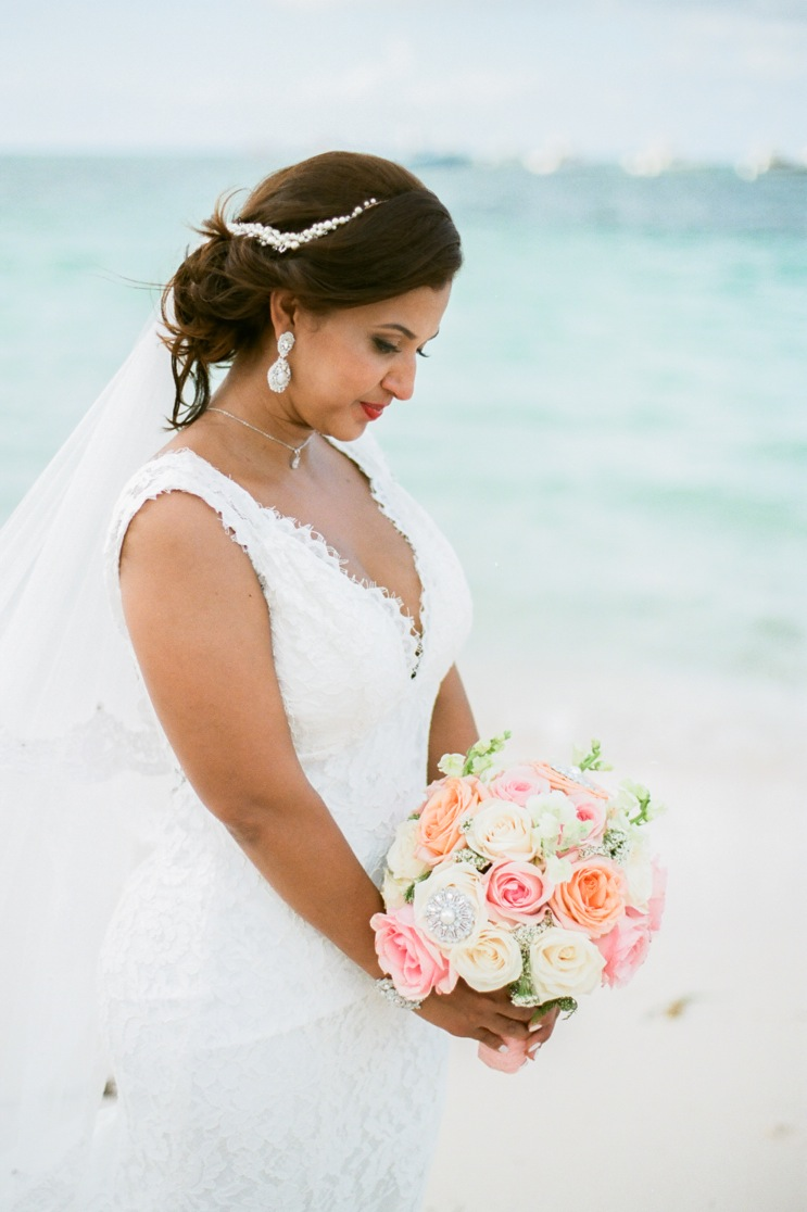 Destination Beach Wedding Jewelry Ideas