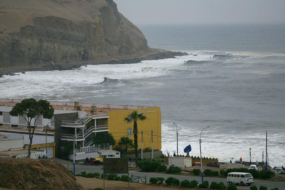 La Herradura, Peru