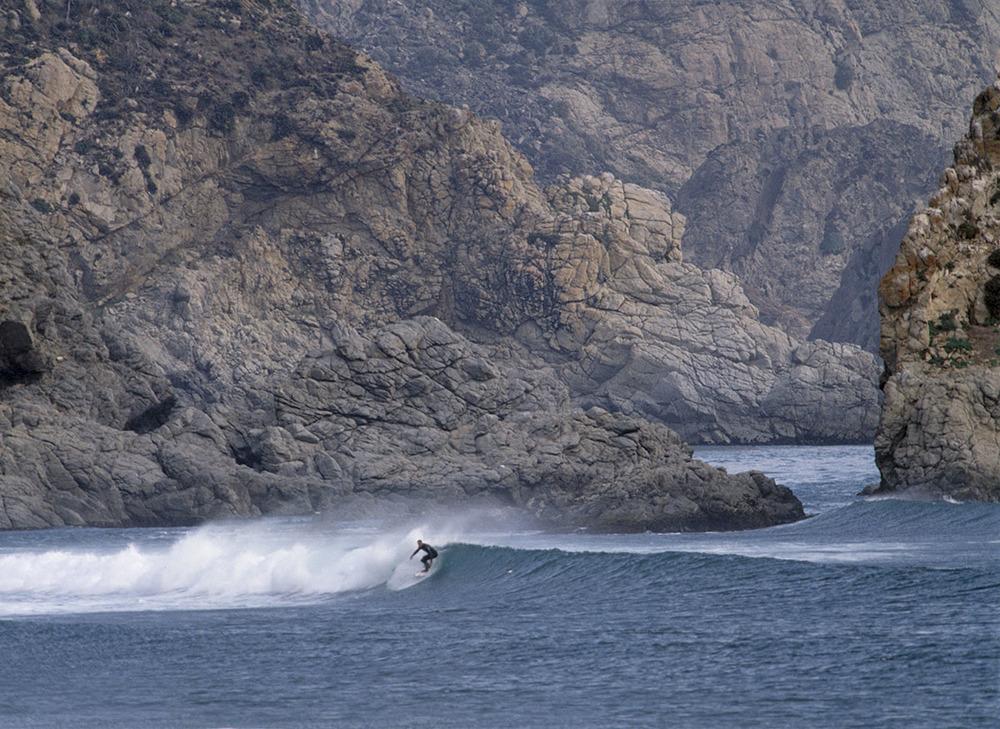 Jack Johnson, Punta Topocalma