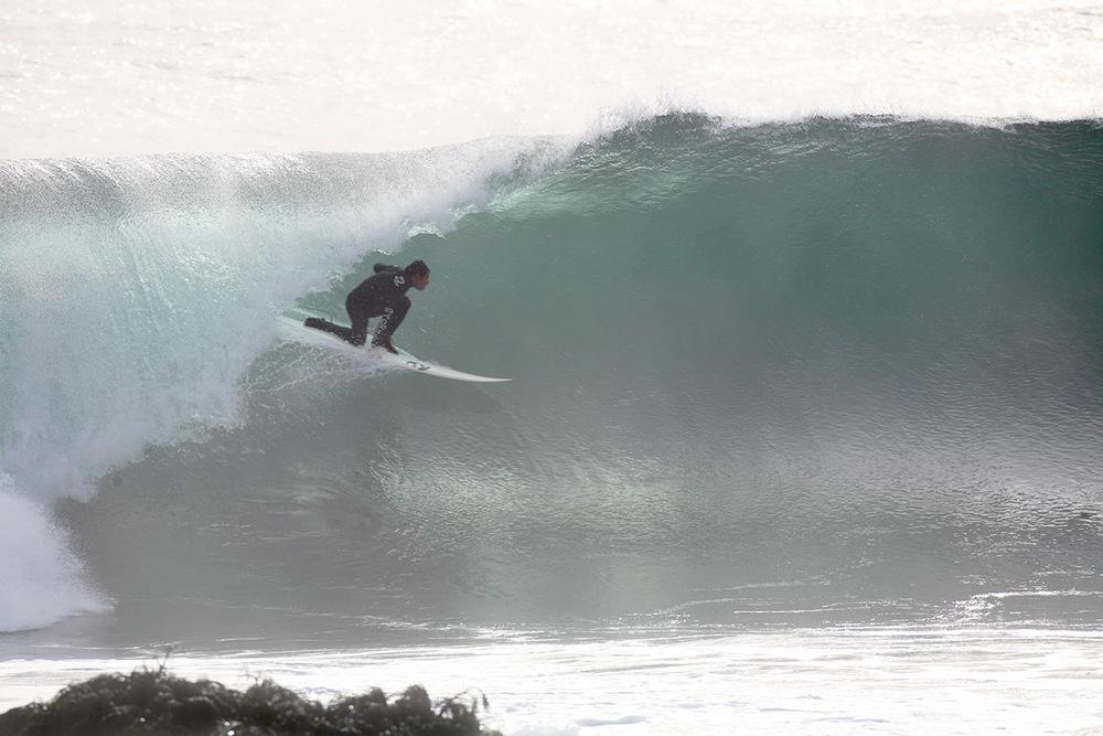 Ryan Cabezas, Punta de Lobos