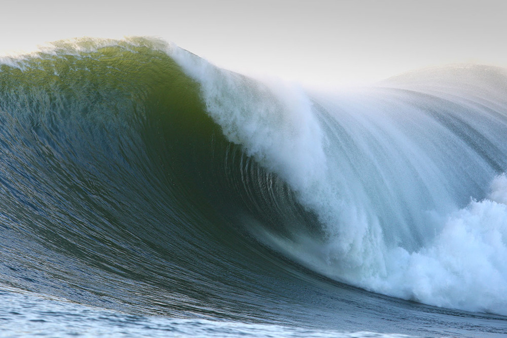 empty wave, Mavericks