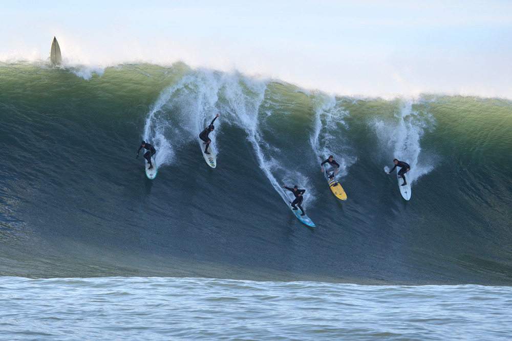 Party Wave, Mavericks