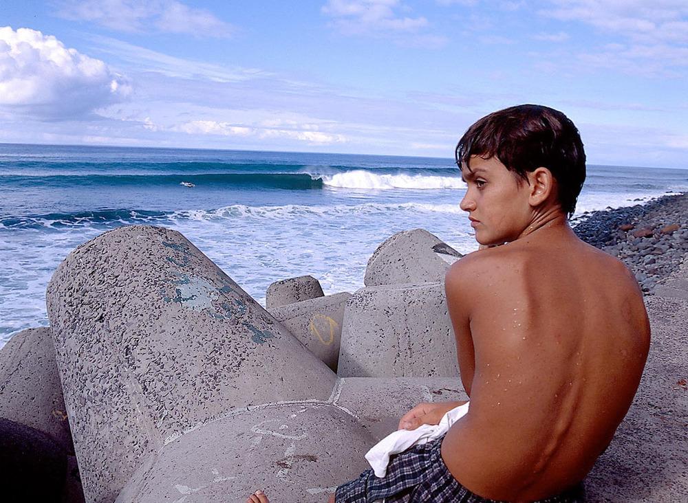 local kid, Paul do Mar