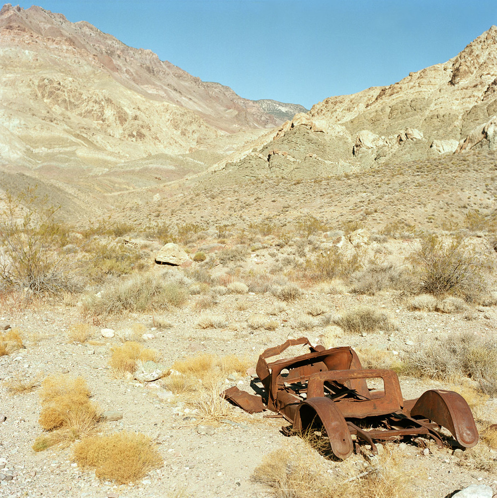 car-cass, Death Valley