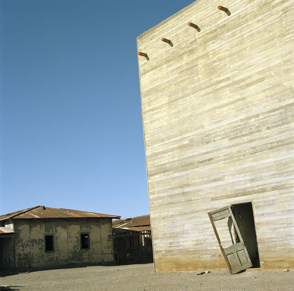 unhinged, Humberstone, Chile
