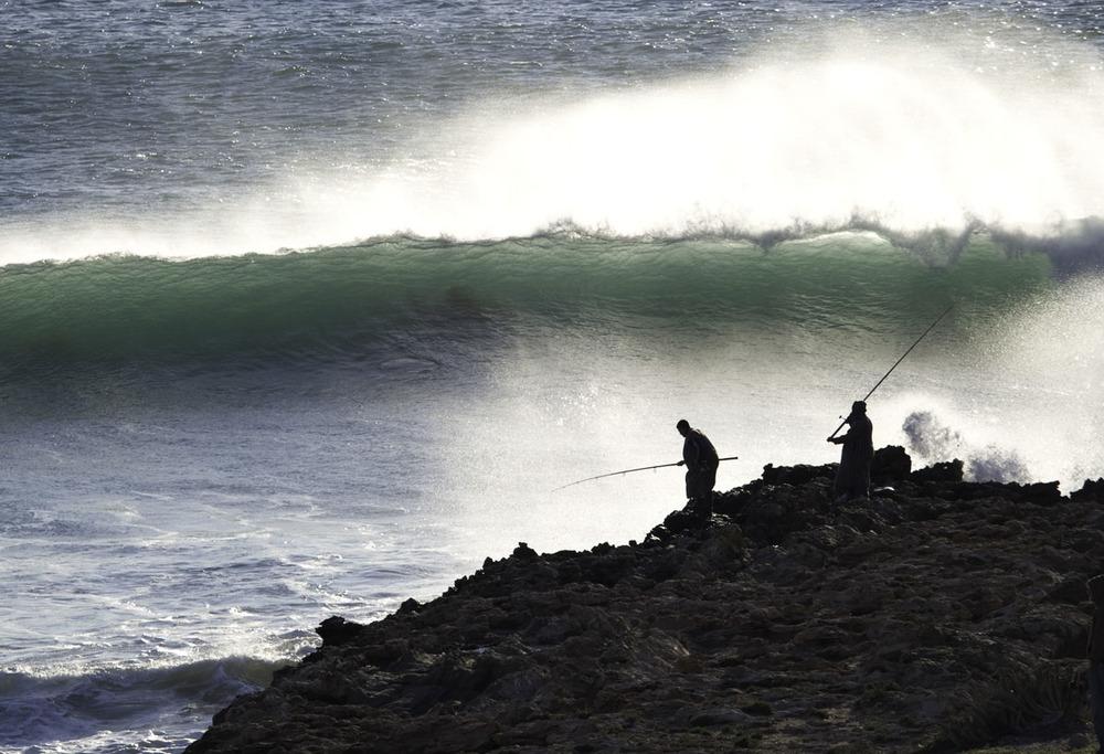 fishermen, Taghazout