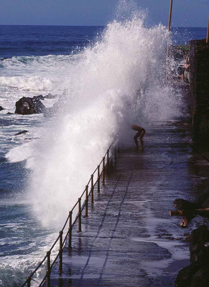 risk taker, Jardim do Mar
