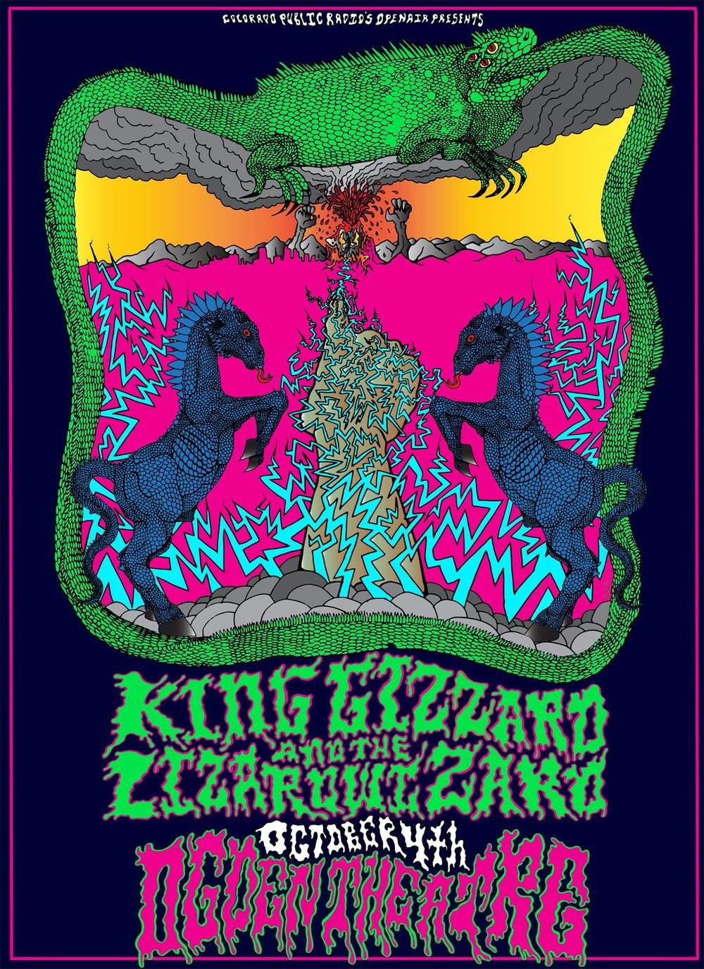 OTHER WORLDS AT THE OGDEN THEATRE WITH KING GIZZARD