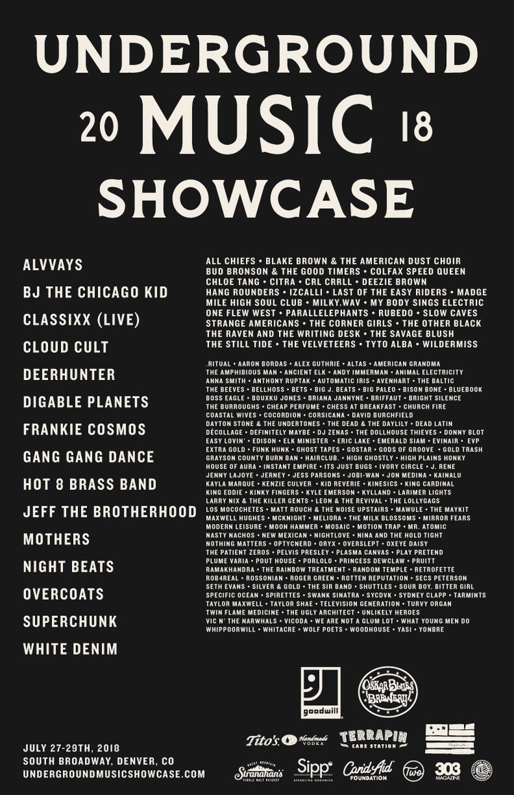 "UMS 2018 DETAILS IN ""SHOWS"""