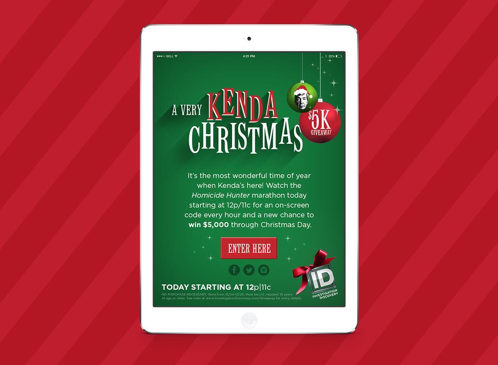 A Very Kenda Christmas — Jenni Green