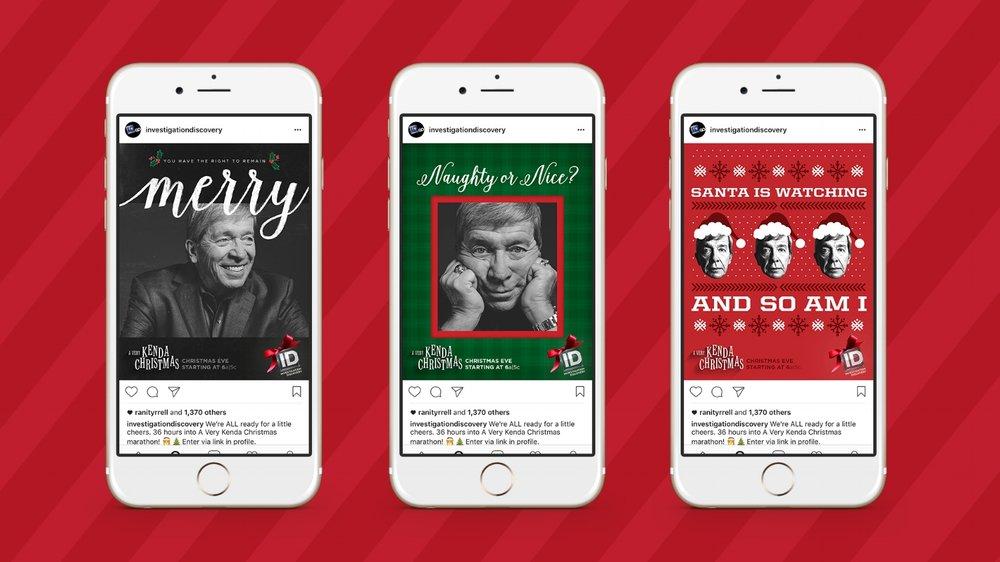 Joe kenda christmas promotional giveaways