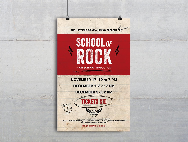 Theatre Poster Design — Jenni Green