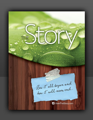 What is The Gospel? Quite simply, it is the Greatest Story Ever Told!